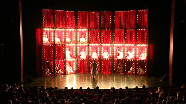 """""""المانجانيار"""" وموسيقى عمرها قرون على مسرح سعودي في الظهران"""