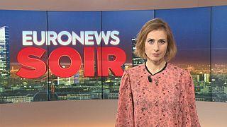 Euronews Soir : l'actualité de ce 26 novembre