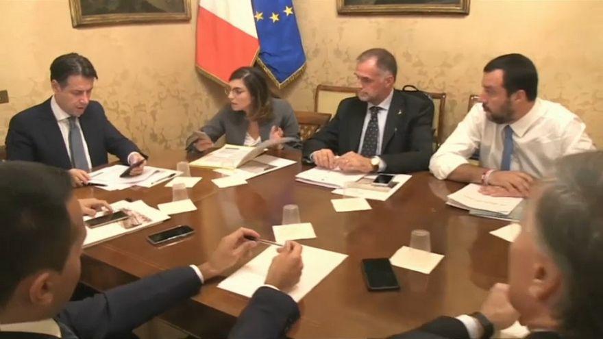 A Palazzo Chigi nuovo vertice di maggioranza sulla manovra economica