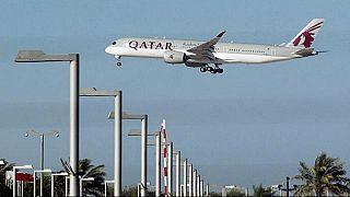 الخطوط القطرية تزيد رحلاتها لإيران بعد فرض العقوبات الأمريكية على طهران