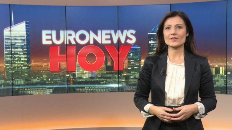 Euronews Hoy 26/11: May lanza su operación seducción
