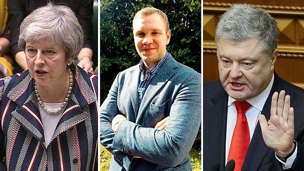 Europe briefing: Matthew Hedges returns to UK, Trump on Brexit, Ukraine-Russia standoff