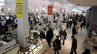 ABD Siber Pazartesi'de online satış rekoruna koşuyor
