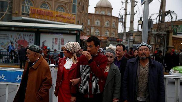 أقلية الويغور في الصين