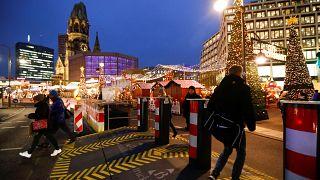 """Weihnachtsstimmung in der """"Glühweinfestung"""" Breitscheidplatz"""