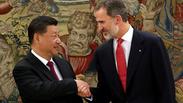 La visita de Xi Jinping abre las puertas de China al jamón español