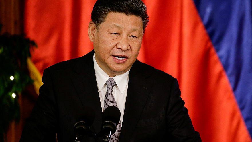 El dragón chino hace escala en España en su vuelo hacia el G20