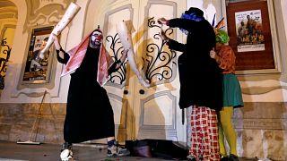Tunis : manifestation contre la venue de Mohammed ben Salmane