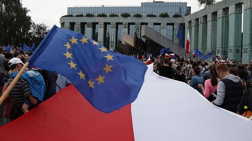 Commissione Europea: Polonia e Ungheria sotto esame