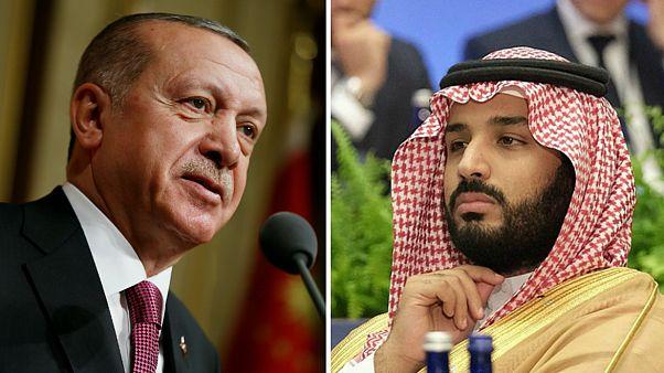 وزیر خارجه ترکیه: محمد بن سلمان از اردوغان تقاضای ملاقات کرده است