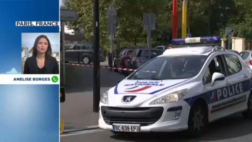 Al menos dos muertos en un ataque con arma blanca en un suburbio de París