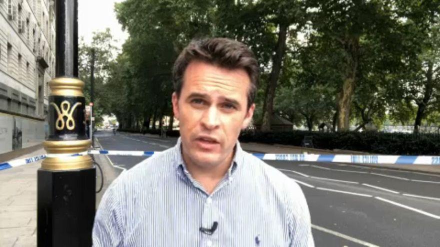 Detenido un hombre en el centro de Londres después de atropellar a varios peatones