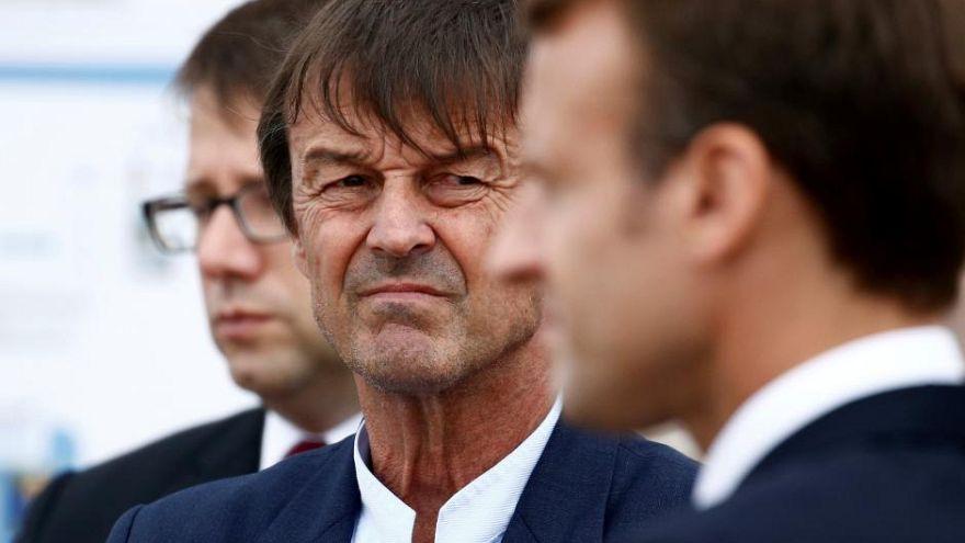 Ministro do Ambiente de Emmanuel Macron demite-se
