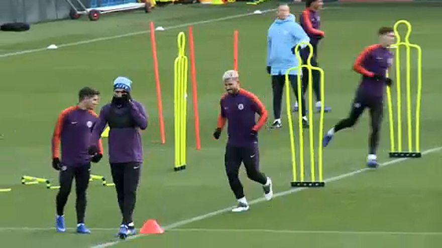 Olimpique de Lyon y Manchester City, a por los octavos de la Champions