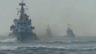 Реакция ЕС и НАТО на керчинский инцидент