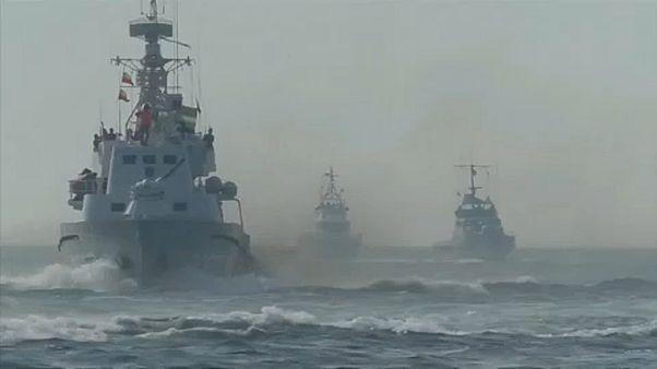 UE: Como reagir à tensão no Mar de Azov?