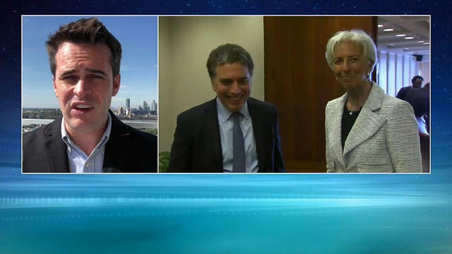 Quand Christine Lagarde rappelle l'importance d'un accord sur le Brexit