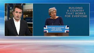 Theresa May et le discours de tous les dangers
