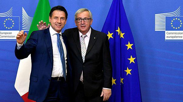 بحران بودجه ایتالیا؛ اتحادیه اروپا در پی اتخاذ اقدامات تنبیهی علیه رم