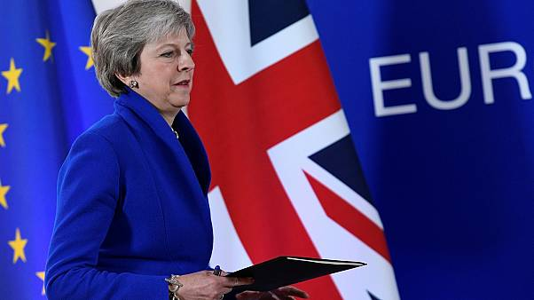 Theresa May's comments about EU citizens sparked outrage.