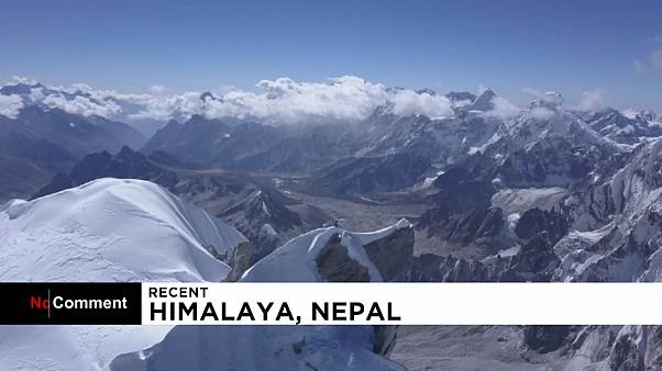 Alpinist returns from the first ever ascent of Himalayan Lunag Ri peak