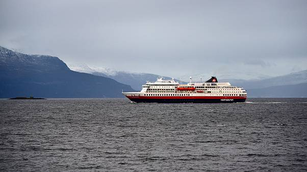 Hurtigruten Ferry / Cruise