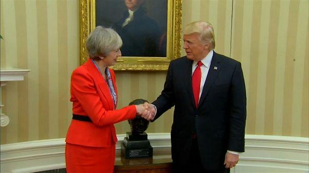 ABD ve İngiltere arasında Brexit gerginliği: Trump, Brexit oylaması öncesi May'in elini zayıflattı