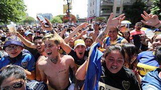 River Plate-Boca Juniors 'tarihi derbisi' Arjantin dışında oynanacak