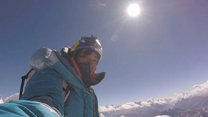 Solo für Lama: Tiroler bezwingt 6907 Meter hohen Lunag Ri