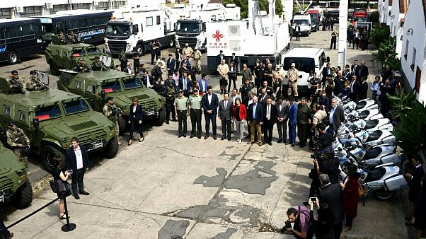 Αργεντινή: Ισχυρά μέτρα ασφαλείας εν όψει της συνόδου των G20