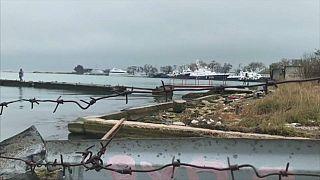 Inquietud entre los familiares de los marineros ucranianos apresados por Rusia