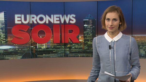 Euronews Soir : l'actualité de ce 27 novembre
