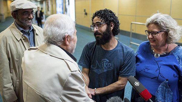 السوري حسن القنطار يخرج من مطار ماليزي بعد أن قضى ثمانية أشهر فيه