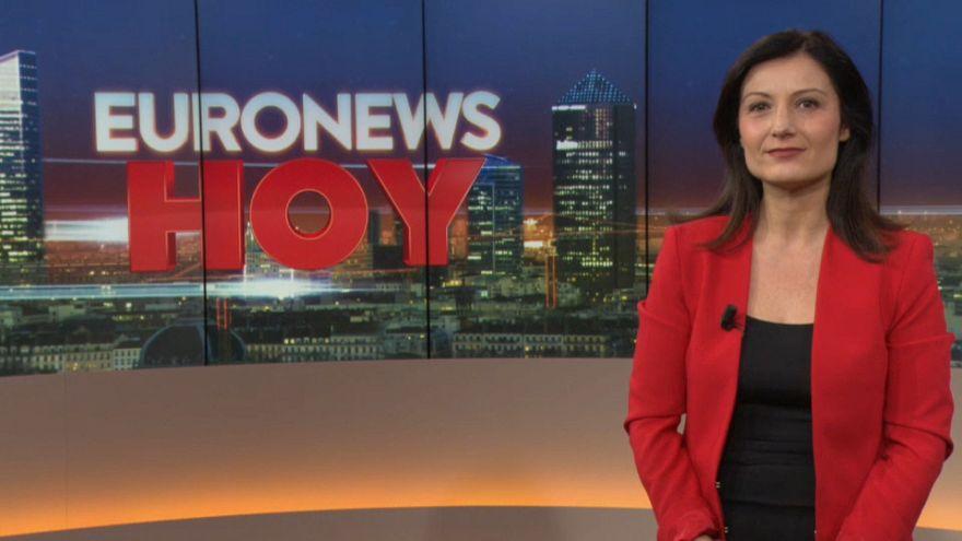 Euronews Hoy 27/11: la actualidad en 15 minutos