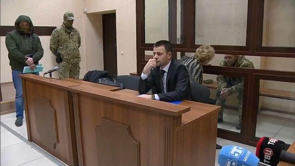 Crimea, continuano le udienze per i marinai ucraini arrestati