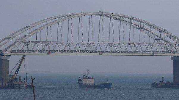 """""""Großangelegter Krieg"""" oder Niederlage: Ukraine-Konflikt weitet sich aufs Meer aus"""