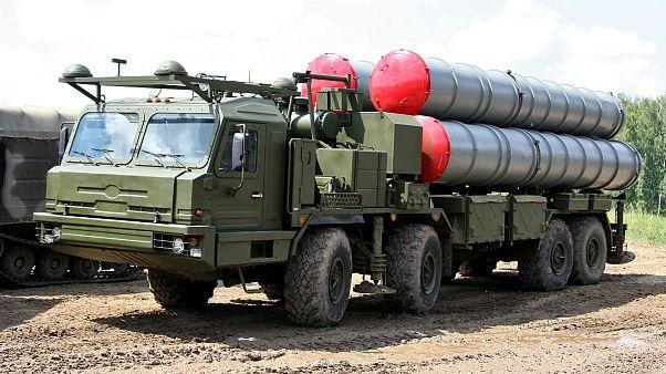 سامانه موشکی زمین به هوا اس۴۰۰ روسی