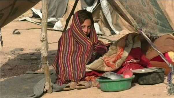 Hilfe für dürregeplagtes Afghanistan