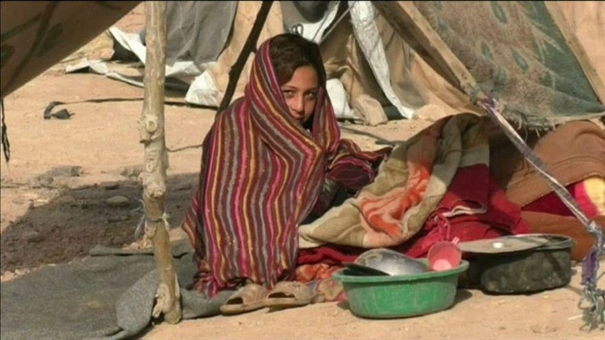 Seca no Afeganistão leva pais a venderem os filhos
