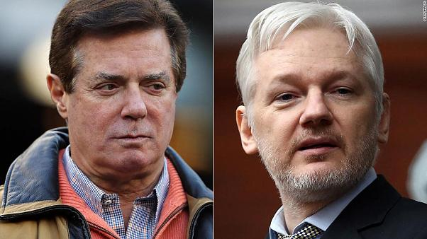 Manafort Wikileaks kurucusu Assange ile görüştüğü haberini yalanladı