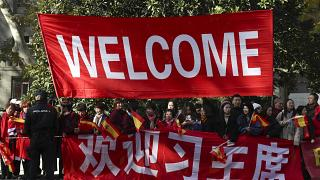 Bienvenido Mr. Xi: el presidente chino de negocios en España