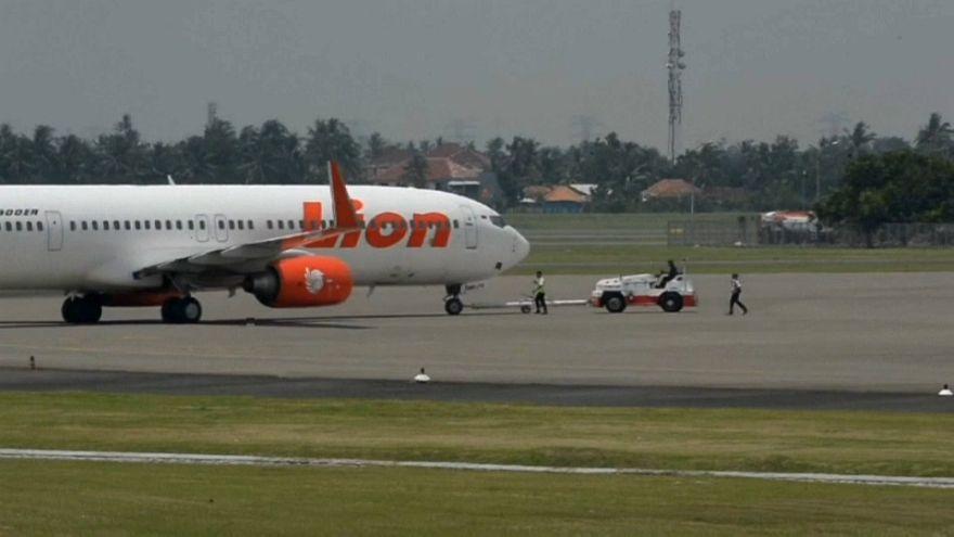 """Crash de Lion Air : """"l'avion n'était pas en état de voler"""""""