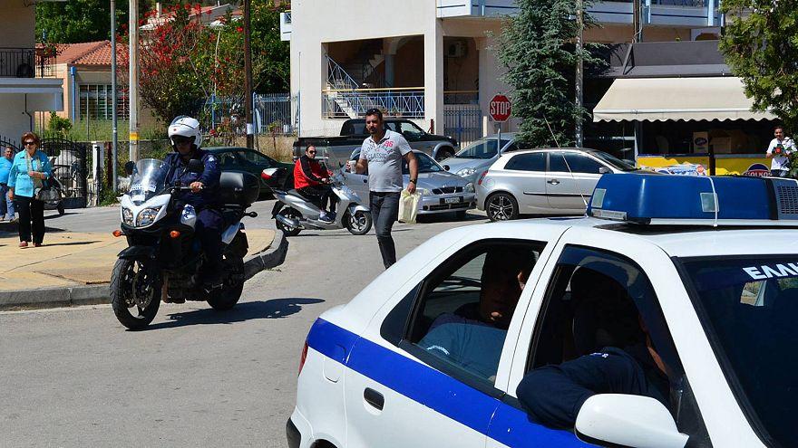 Απόδραση τεσσάρων κρατουμένων από το Μεταγωγών στην Πέτρου Ράλλη