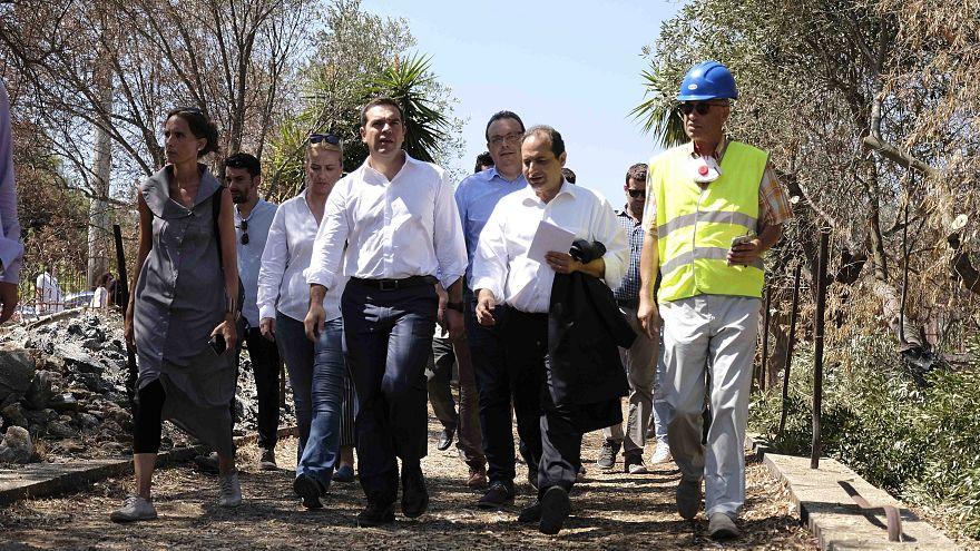 Από την επίσκεψη του έλληνα πρωθυπουργού στις 4 Σεπτεμβρίου