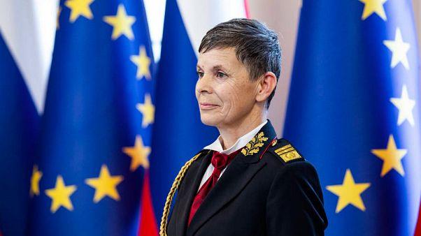 Maj General Alenka Ermenc
