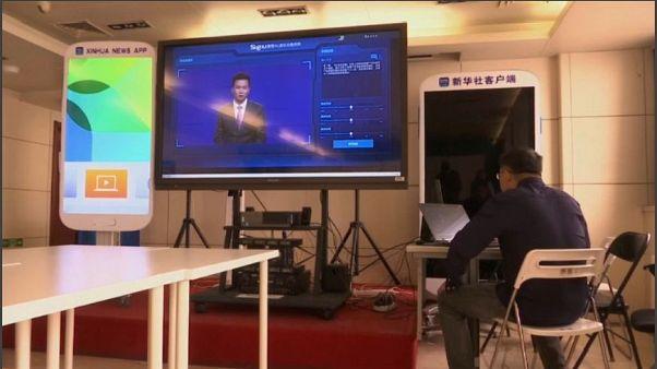 Cina: anchor virtuale, futuro o morte del giornalismo?