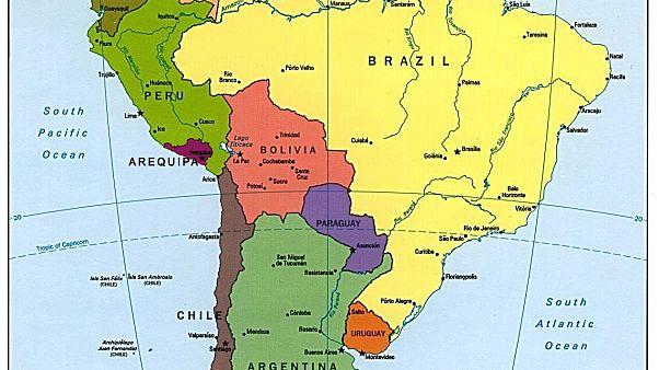 Brasil instala radares aéreos para combater tráfico de droga e armas