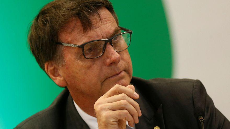 Brasil deixa cair organização de conferência do clima