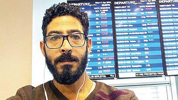 Terminal filmi gerçek oldu: Sekiz ay havalimanında yaşadı