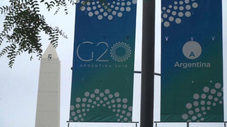 À Buenos Aires, un G20 sous tension